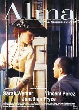 Affiche 120x160cm ALMA LA FIANCÉE DU VENT 2004 Sarah Wynter, Vincent Perez NEUVE
