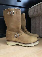 Buffalo Herren Gr.43 Stiefel Leder Boots