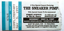 Sneaker Pimps Ticket Stub First Avenue Minneapolis May 5th 1997
