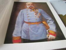 Wien Archiv 1 Geschichte 1067 Kaiser Franz Joseph I in Uniform 1898