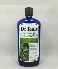 Dr. Teal's Foaming Bath, Relax & Relief, 34oz 811068011019X382