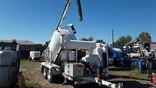 Pd1000 Hydro Vac, Septic Vac, Boom Vac 1000 Gallon Trailer Mounted