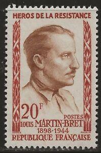 N° 1201**  LOUIS-MARTIN BRET