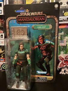 "Star Wars Black Series Target Exclusive Credit Collection Cara Dune 6"""