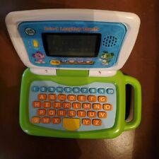 LeapFrog 2-in-1 LeapTop Touch Green - Laptop Tablet Toy For Kids Toddler