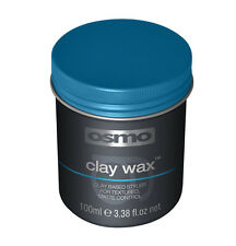 Osmo Hair CLAY WAX Texured Matt Control FIRM HOLD 100ml