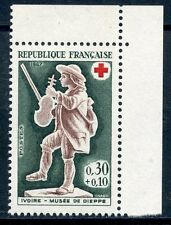 STAMP / TIMBRE FRANCE NEUFN° 1541a ** CROIX ROUGE VIOLONEUX / ISSUS DE CARNET