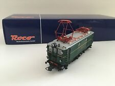 Roco 63813 E-Lok E1000 RENFE Ep3 grün Gleichstrom DC analog mit Schnittselle NEU