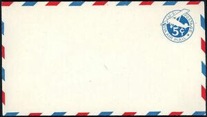 Scott # UC2 1929 5¢ Airmail Envelope Mint VF NH