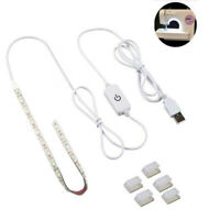 Sewing Machine Light Bright Strip LED Light With Touch Dimmer USB Power Supply G