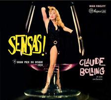 Claude Bolling : Sensas!: Gran Prix Du Disque 1959 CD (2019) ***NEW***