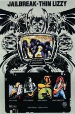 THIN LIZZY poster - Jailbreak / Phil Lynnot / 19 x 13 inch