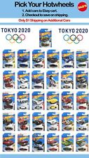 Summer 2020 Hot Wheels Tokyo Olympics,You Pick,M Case, Save on Ship,Update 11/21