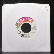 """The Status Quo - Ice In The Sun / When My Mind Is Not Live 7"""" VG+ Vinyl 45 Cadet"""