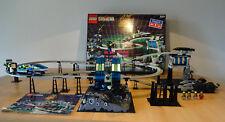 (GO) LEGO  SYSTEM 6991 MONORAIL WELTRAUMEISENBAHN 100% KOMPLETT MIT OVP & BA
