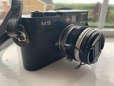 Leica M M9 - 18.0MP Digital Rangefinder Camera - Black