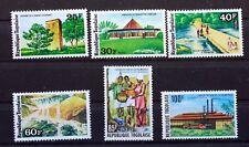 1975 Serie Completo francobolli TOGO PALMETI NUOVO MNH 88M912