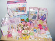 ? TOP! BABY BORN MINI WORLD Puppenhaus Möbel Spielzeug GROSSES Paket mit OVPs ?