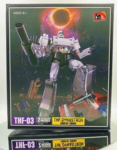 Toy House Factory THF-03 Dynastron (KO Megatron) | Throne | Vector Sigma | 🇺🇸
