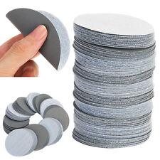 100pcs 3inch/75mm 3000Grit Sander Discs Sanding Polishing Pads Sandpaper Set New