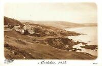Vintage 1935 Reproduction Postcard, Mortehoe, Devon 50U