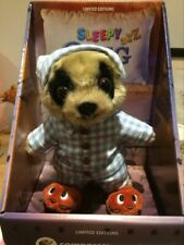 Sleepy Oleg, Compare The Market, Brand New In Box, Limited Edition, Meerkat Toy