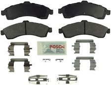 For GMC Envoy Isuzu Ascender Chevy SSR Front Blue Disc Brake Pads Bosch BE882H