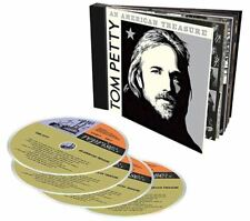 TOM PETTY An American Treasure NEW 4 CD SET Pre-order Sept. 28, 60-TRACK SET