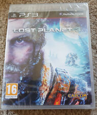 Sony Playstation 3 PS3 Game Lost Planet 3 Brand New Sealed