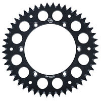 Primary Drive Rear Aluminum Sprocket 40 Tooth Black for KTM 50 SX 2014-2018