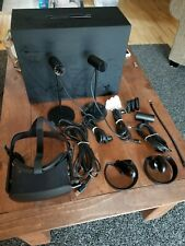 Oculus Rift + Touch Virtual Reality Headset Controllers + 3 sensors mounts