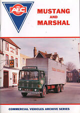 Truck Lorry Road Haulage Book: AEC MUSTANG AND MARSHAL