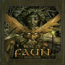 FAUN - XV-BEST OF (DELUXE EDITION)  2 CD NEUF