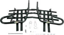 Motorsport Products Aluminum Nerf Bars Black Webbing Yamaha BLASTER 200 1988