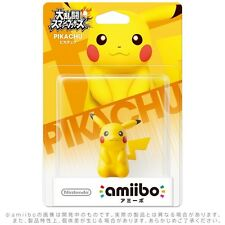 Nintendo / amiibo Pokemon Pikachu (Super Smash Brothers Series) FROM JAPAN