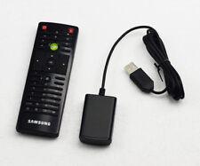 Samsung RC2604317/0B Media Center Remote Control TSDX-IR USB IR Receiver RC6 KIT