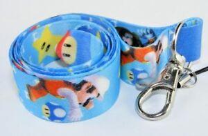 Buy 1 & get 1 at 80% off! Anime Cartoon Fashion Neck Lanyard ID Badge Keychain