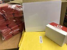 Drywipe Plain Flexi Boards 35 + 36 Drywipe Marks & 36 Foam Erasers
