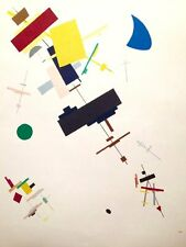 malevich  Vintage abstract print from 1936