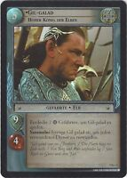 CCG 81 Lord of the Rings/Hobbit Reflection Holo 9R+15 Gil-Galad