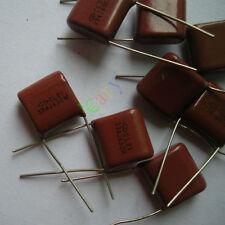 10pc Metallized Polypropylene Film Capacitor 0.33uF 630V for vintage radio amp