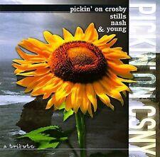 Pickin' on Crosby, Stills, Nash & Young by Pickin' On (CDNew Sealed FreeFirClSUS