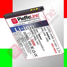 Batteria per Li-ion 1200mAh per VODAFONE HUAWEY IDEOS U8150 HB4J1
