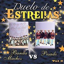 Pesado Vs Banda Machos : Duelo De Estrellas 2 CD