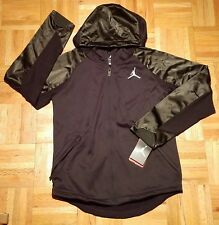 100% Authentic Air Jordan Therma-Fit Zip-Up Jacket Youth L  New!