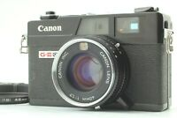 【MINT++】 Canon Canonet QL17 G-III Black Rangefinder Film Camera From JAPAN #1204