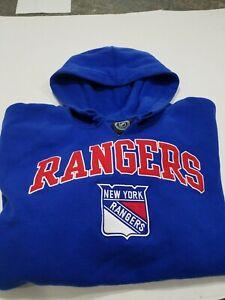RANGERS NHL, kids sz.XL(18) fleece hoodie