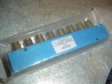 New Old Stock Alkon Pneumatic Manifold Block MQ22-4X6-8  MQ224X68