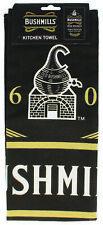 Cotton Towel Bushmills Label Kitchen Towel