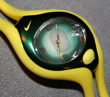 Nike Triax NCAA University of Oregon Team Watch WR0078 Yellow/Green